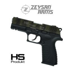 Hs Produkt XZ-72 9mm Field Green