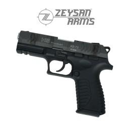 Hs Produkt XZ-72 9mm Army Gray