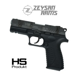 Hs Produkt XZ-72 9mm Army Gray