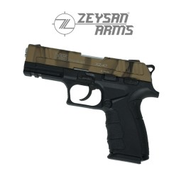 Hs Produkt XZ-47 9mm Army Brown