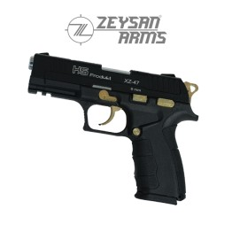 Hs Produkt XZ-47 9mm Gold Black