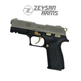 Hs Produkt XZ-72 9mm Gold Metal