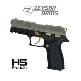 Hs Produkt XZ-72 9mm Gold Metal