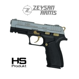 Hs Produkt XZ-47 9mm Gold Metal