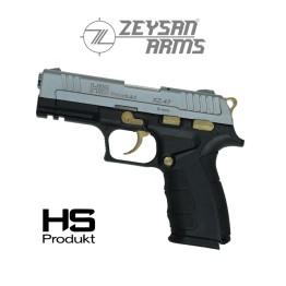 Hs Produkt XZ-47 9mm Gold Metal