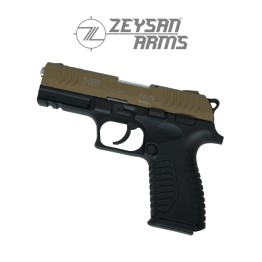 Hs Produkt XZ-72 9mm Brown