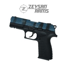 Hs Produkt XZ-72 9mm Army Blue