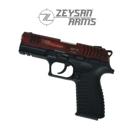 Hs Produkt XZ-72 9mm Aged Red