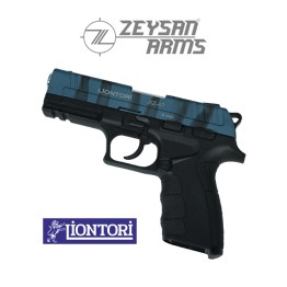 Liontori XZ-47 9mm Army Blue