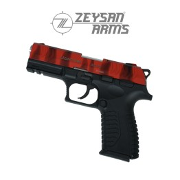 Liontori XZ-72 9mm Army Red