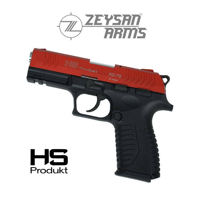 Hs Produkt XZ-72 9mm Red