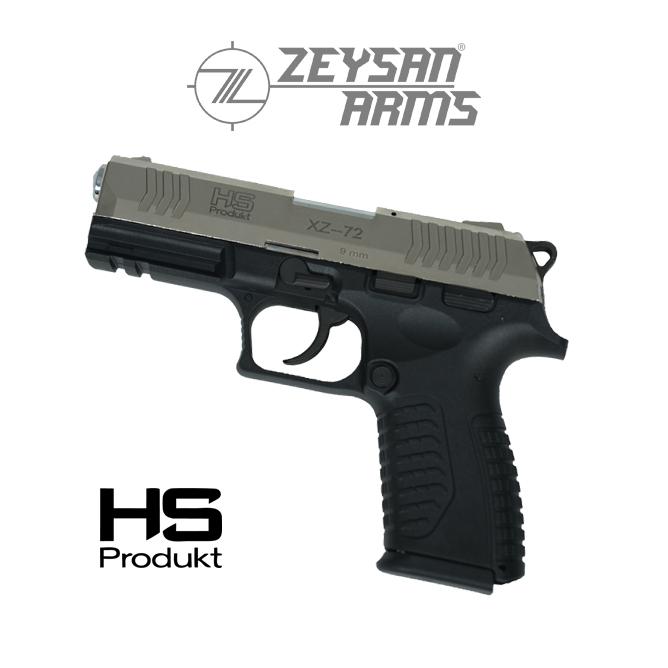 Hs Produkt XZ-72 9mm Light Gull Gray