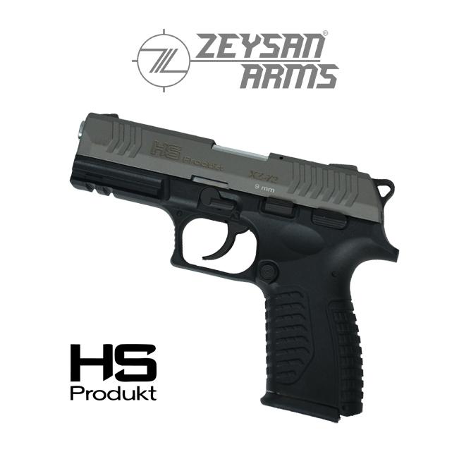 Hs Produkt XZ-72 9mm Medium Gray