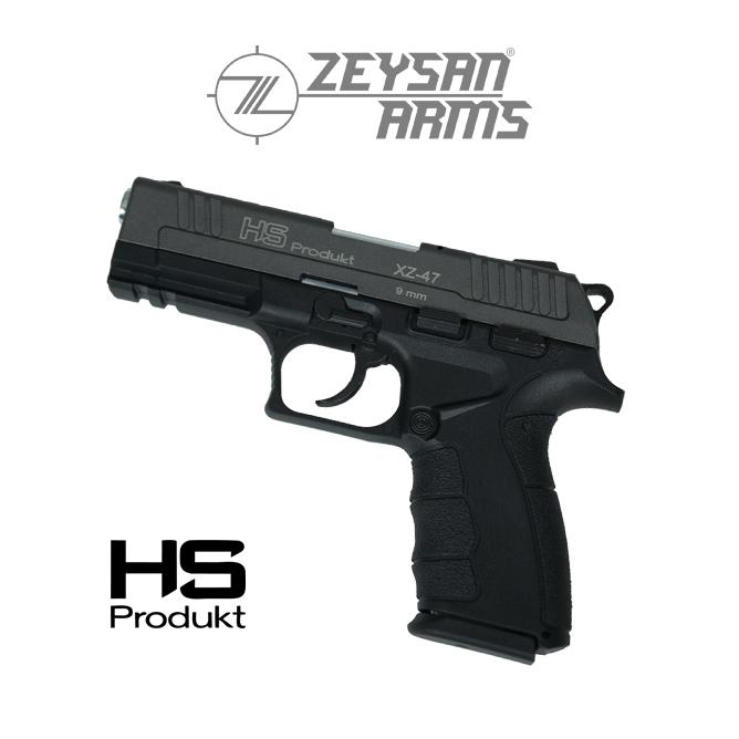 Hs Produkt XZ-47 9mm Deep Gray
