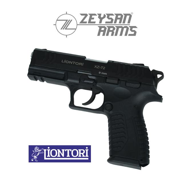 Liontori XZ-72 9mm Black