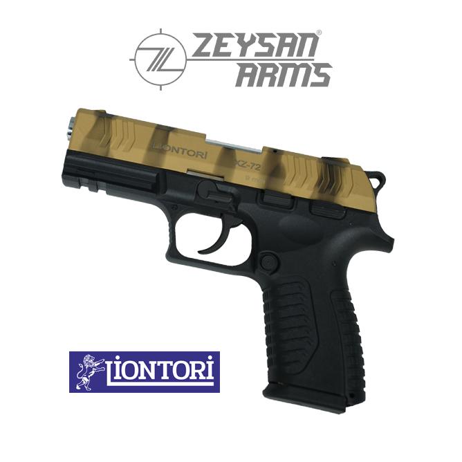 Liontori XZ-72 9mm Army Beige