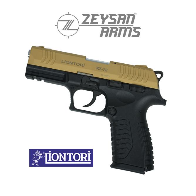 Liontori XZ-72 9mm Beige Light