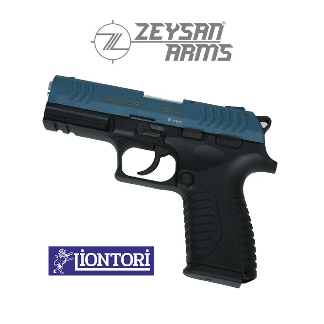 Liontori XZ-72 9mm Light Blue
