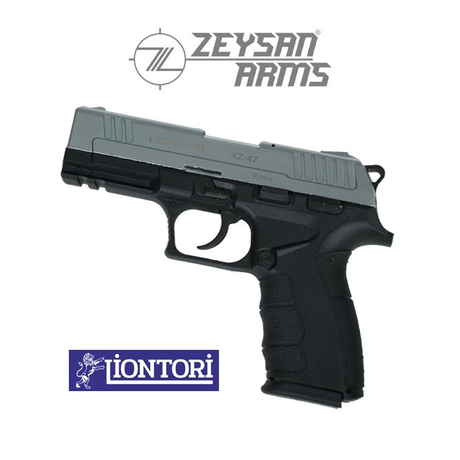 Liontori XZ-47 9mm Light Gray